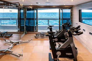 Yacht Cloud 9 Gym